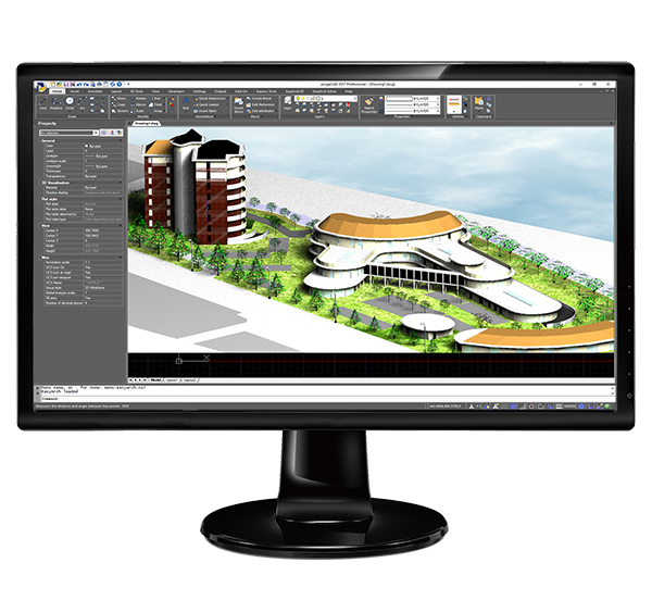 progeCAD Professional AutoCAD Alternative